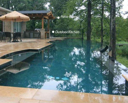 Top Rated Swimming Custom Pool Builders Livingston TX