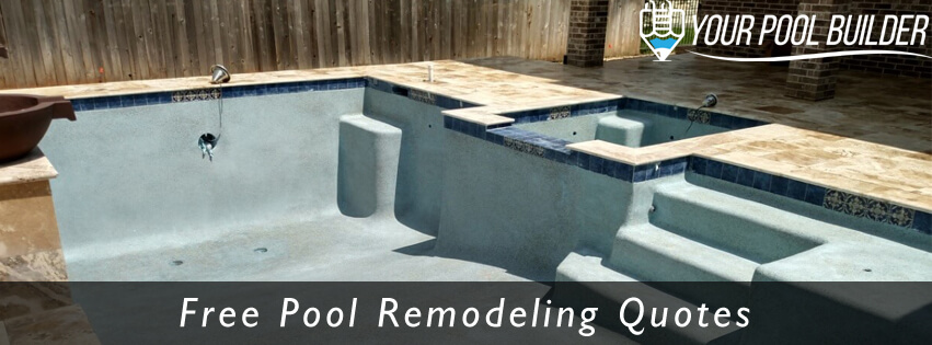 Pool Remodeling contractors in Montgomery County Texas
