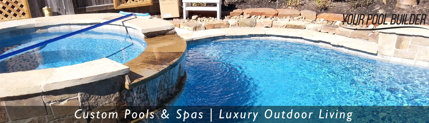 Custom Pools Spas
