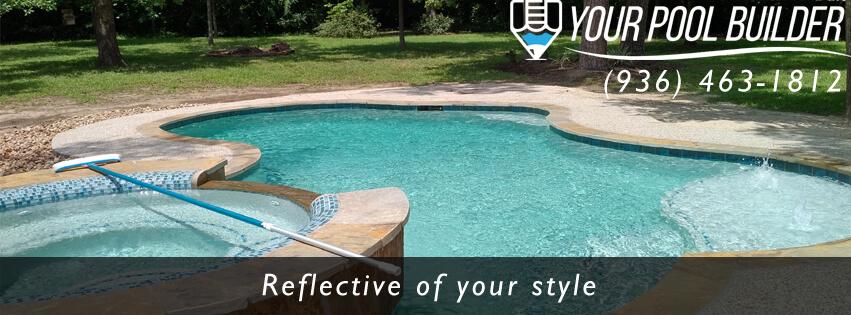 custom inground pool builders magnolia, tx 77355 77354