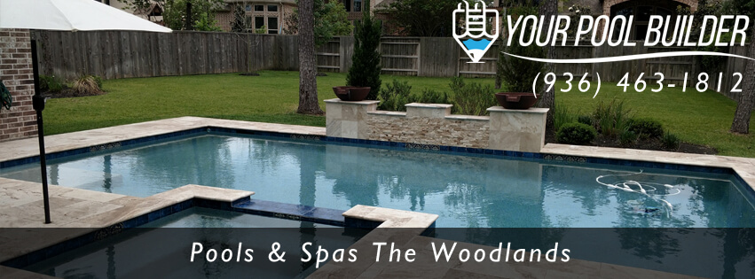 Custom Inground Pool Builders The Woodlands, Tx