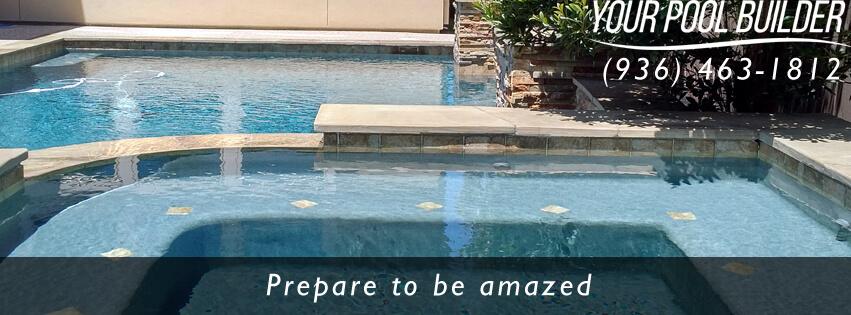 Pool builders near willis tx inground pools around lake for Inground swimming pool companies