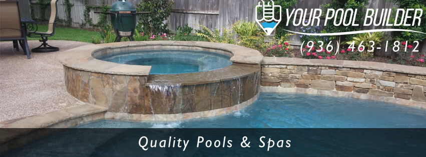 Your Pool Builder The Woodlands Custom Pools Spas Remodeling Repair Woodlands Tx