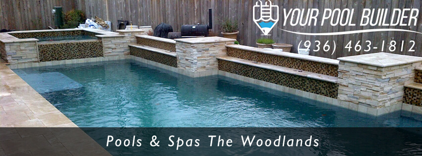 Your Pool Builder The Woodlands Custom Pools Amp Spas
