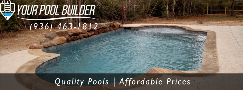 Your pool builder magnolia inground pool company for Affordable pools houston texas