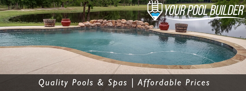 Your pool builder huntsville inground pools and spas for In ground pool companies
