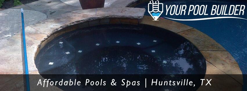 inground pool builders of huntsville, tx 77340