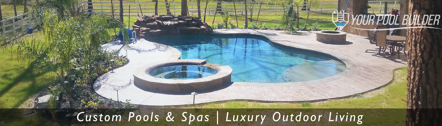pool builders Magnolia TX 77355 77354 Your Pool Builder of