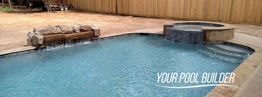 pool builders spring