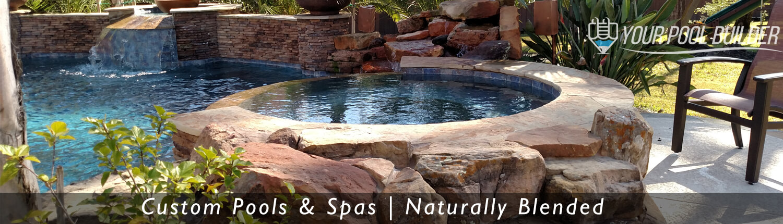 pool contractors Conroe, TX Grand Central Park 77304 77302
