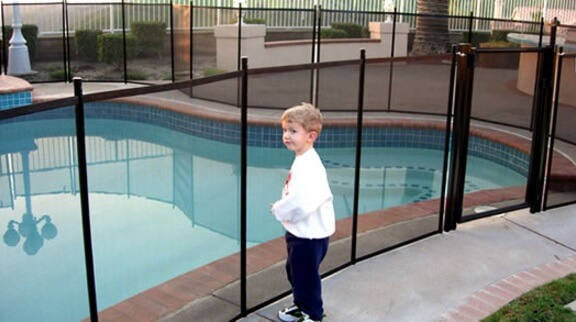 Inground pool remodeling ideas renovations repairs for swimming pools for Child alarm for swimming pools