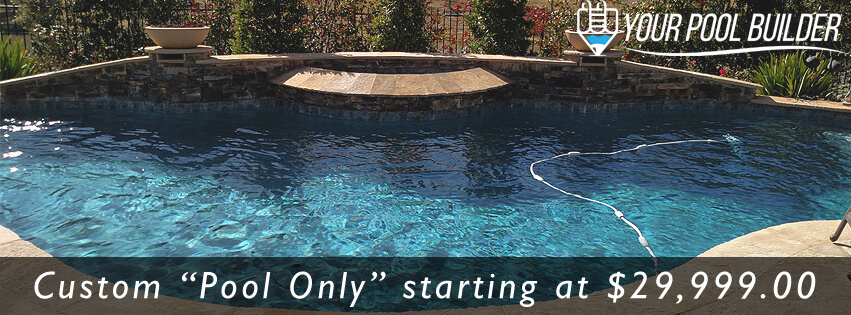 Your Pool Builder The Woodlands Custom Pools Spas