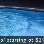 inground pool cost of installing a new pool