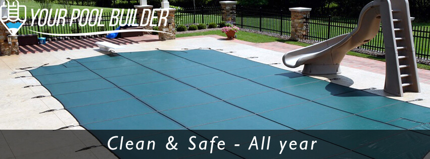 swimming pool covers Montgomery County pool builders 77356
