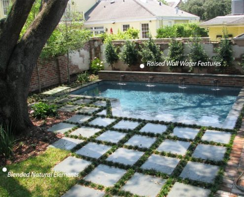 Your Pool Builder of Texas Custom inground swimming pool design and construction