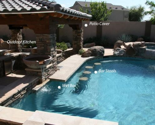 Your Pool Builder of Texas providing swimming pool construction in Montgomery County Texas