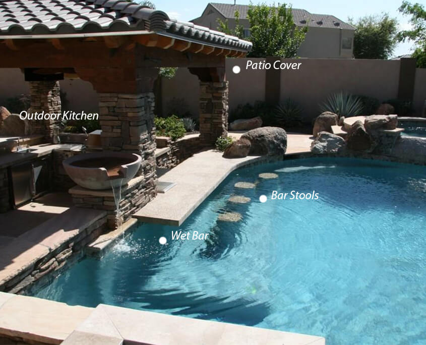 Your Pool Builder Conroe Inground Pool Spa Company