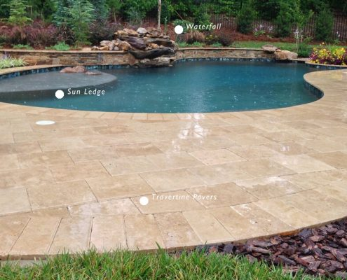 custom pool builders pool designs Montgomery, TX