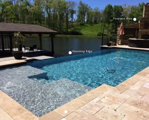 custom pool builders pool design Montgomery, TX