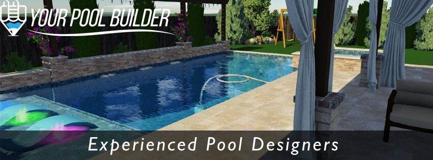 Choose your swimming pool features with 3d pool designs - Design a pool online ...
