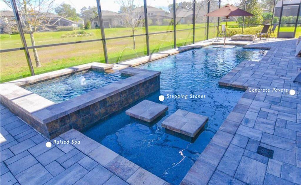 Custom pool builders in Montgomery, TX