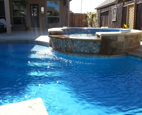 Pool Builders Conroe, TX