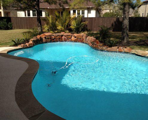 pool contractors Conroe, TX