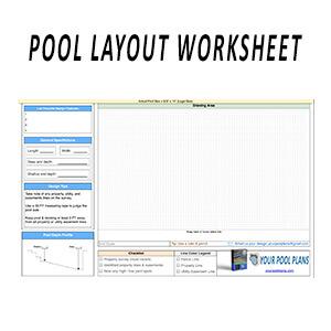 SWIMMING POOL DESIGN LAYOUT WORKSHEET PDF