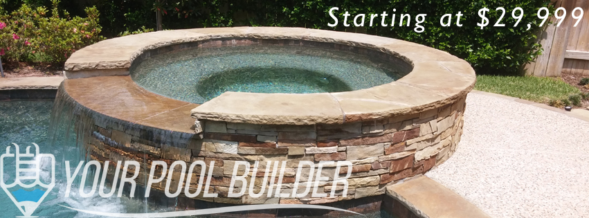 custom inground gunite swimming pool contractors in Livingston, TX