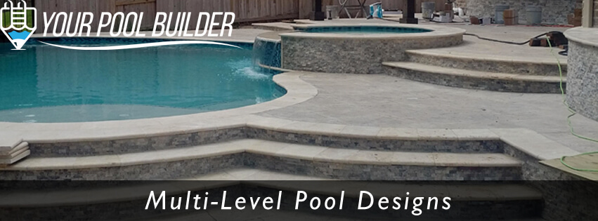 Montgomery County TX pool Contractors gunite pool builders