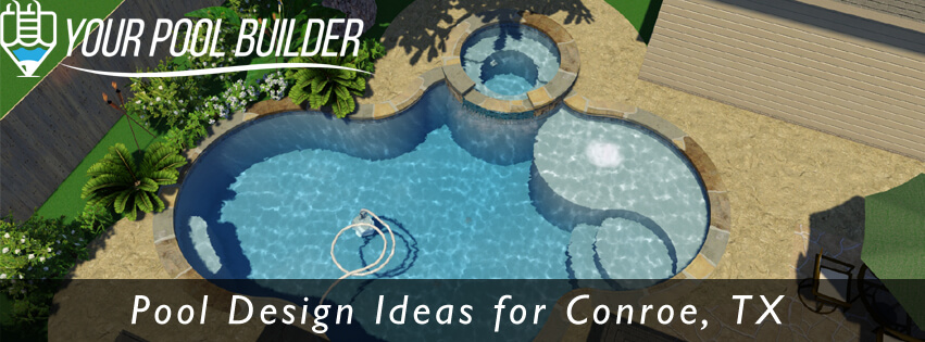 pool contractors of conroe tx 77304 77302 your pool builder of texas