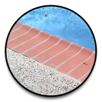 Pool Coping Material Selections Brick