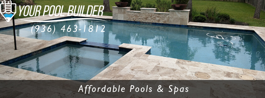 Your pool builder conroe inground pool spa company for Affordable pools houston texas