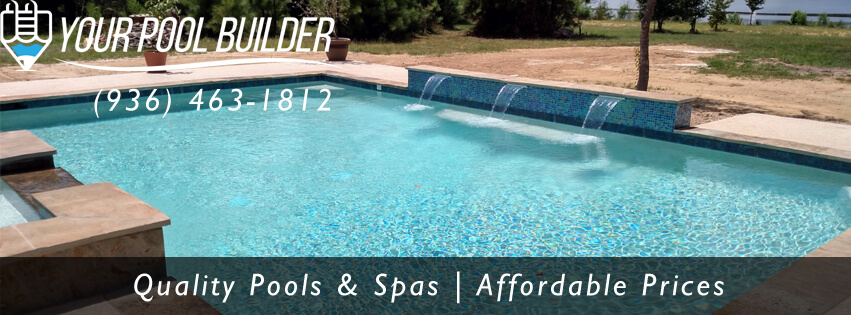 Your pool builder livingston inground pools spas for Affordable pools houston texas