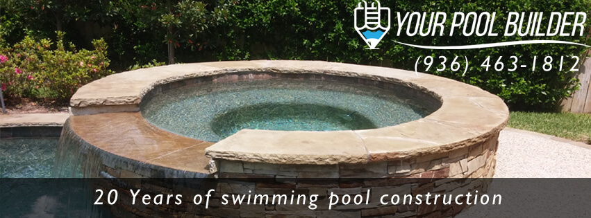 inground pools and spas builders livingston, tx 77351 77350