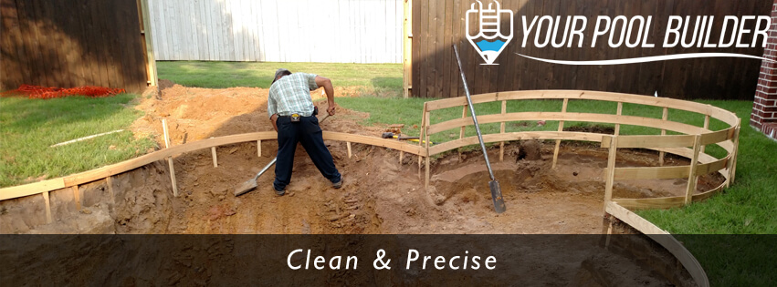 pool builders near 77304 conroe, tx
