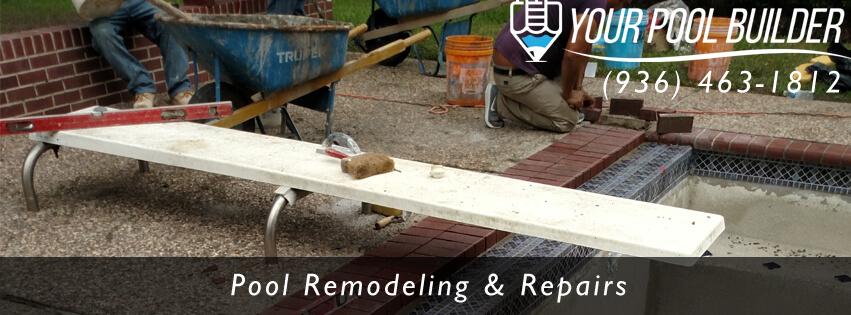 pool repair and remodeling livingston, tx 77351 77350