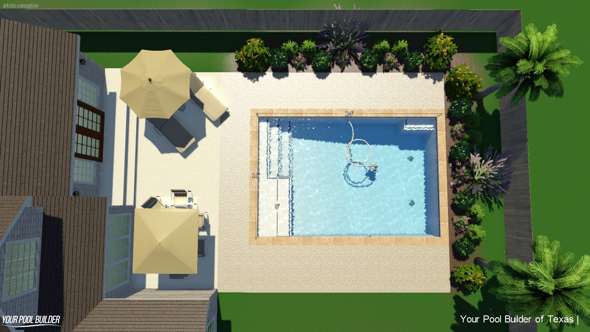 inground pool prices cost to build basic swimming pool (2)