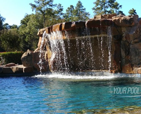 custom pool builders of montgomery county texas