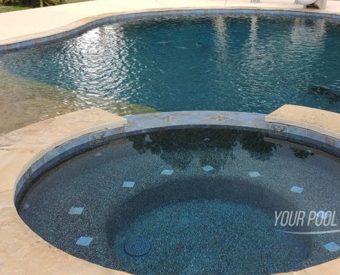 inground pools conroe, tx