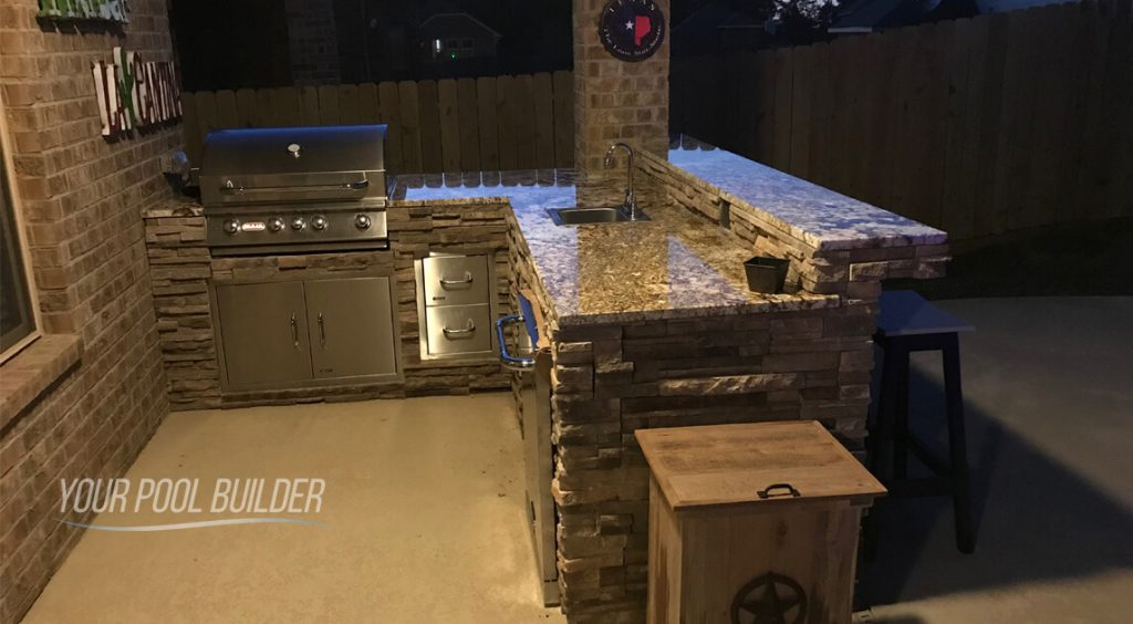 Outdoor Living Construction | Texas Outdoor Kitchens & Patio ...