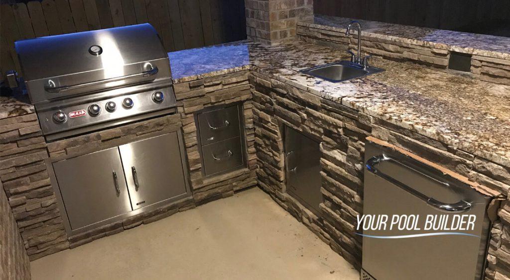 outdoor kitchen contractors montgomery county texas