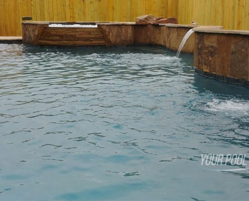 swimming pool contractors conroe, tx