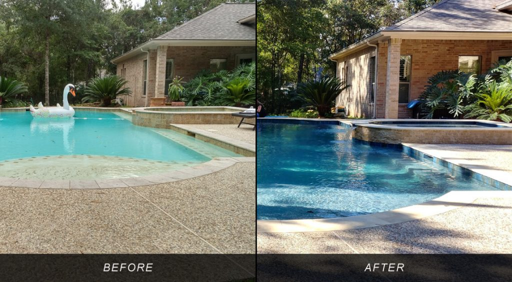 Inground Pool Remodeling Ideas Renovations Amp Repairs For