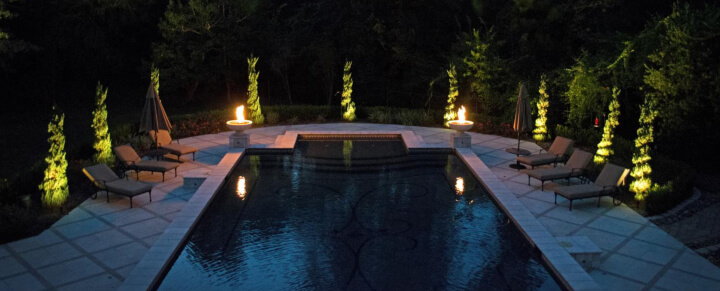 Sample - 2018 Your Pool Builder Outdoor Lighting Packages