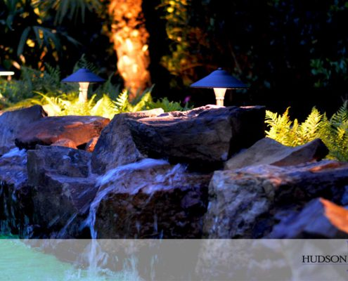 outdoor landscape lighting company Montgomery County Texas 77304 77386 77356 77316