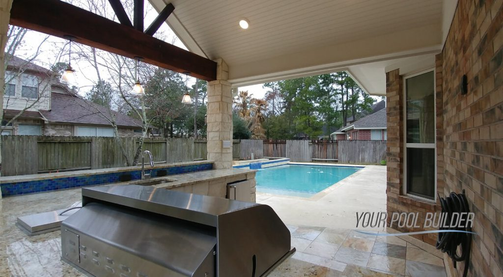 custom outdoor living builders spring, tx 77385 77386