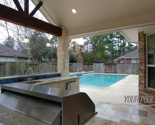 custom outdoor living builders spring, tx 77385 77386