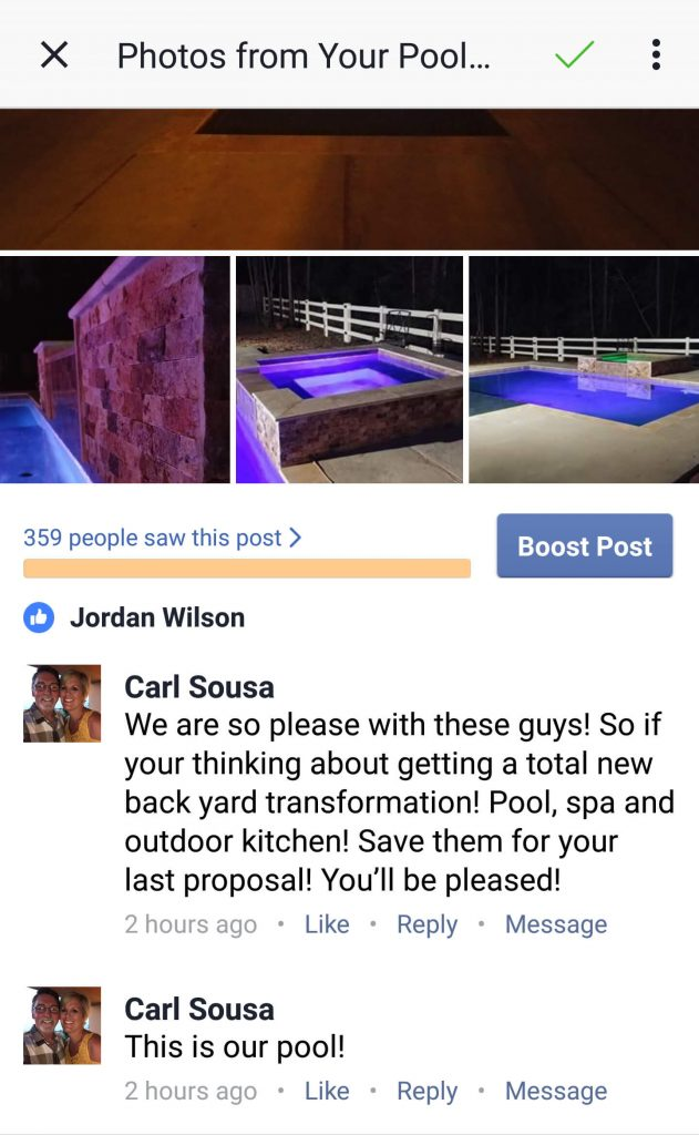 Your Pool Builder of Texas Reviews, Montgomery, Conroe, The Woodlands