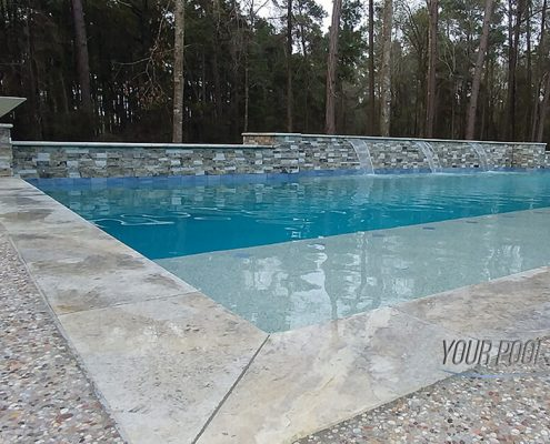 custom pool builders near conroe, tx